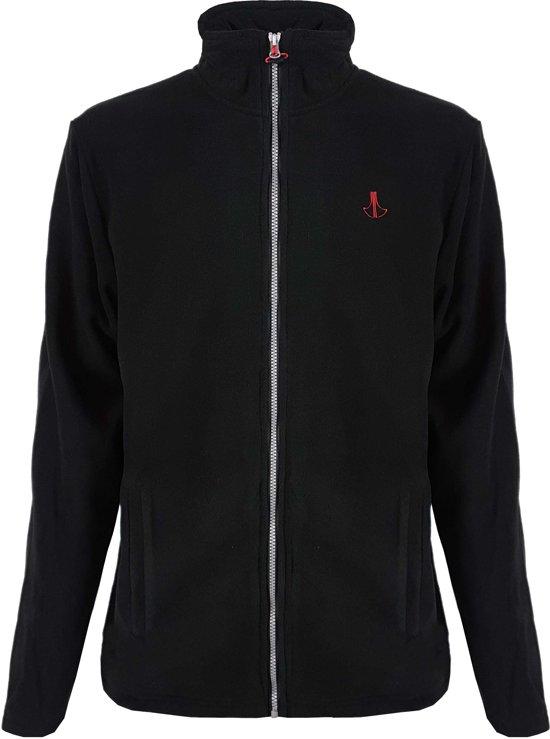 Bjornson Maks - Fleece Vest - Heren - Maat 5XL - Zwart