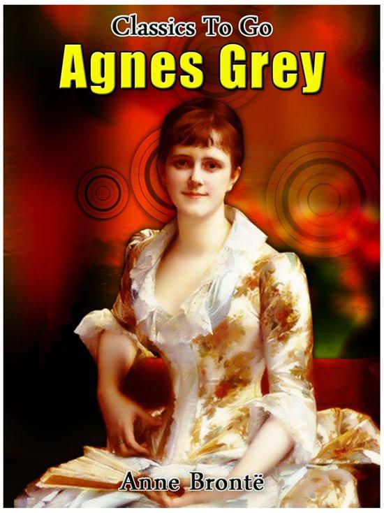 agnes grey bront anne goreau angeline