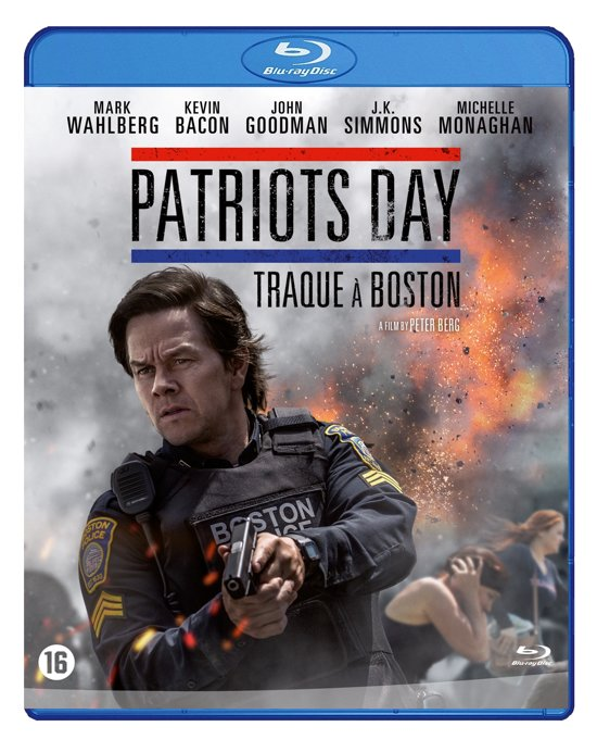 Patriots Day Blu Ray