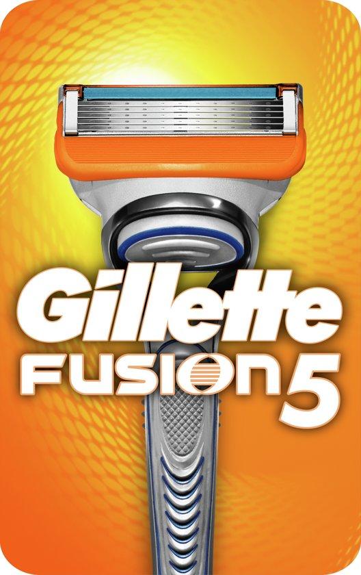 Gillette Fusion5 - Scheersysteem + 1 Scheermesje