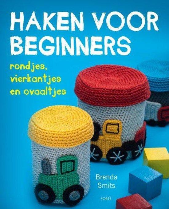 Bolcom Haken Voor Beginners Brenda Smits 9789058772398 Boeken