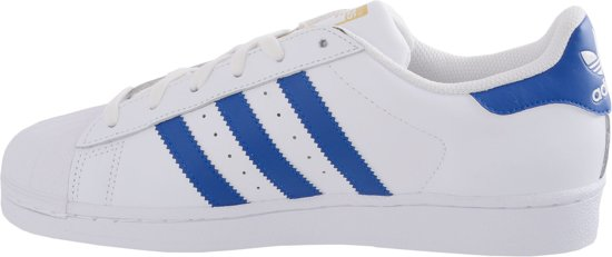 Adidas Blauwe Strepen