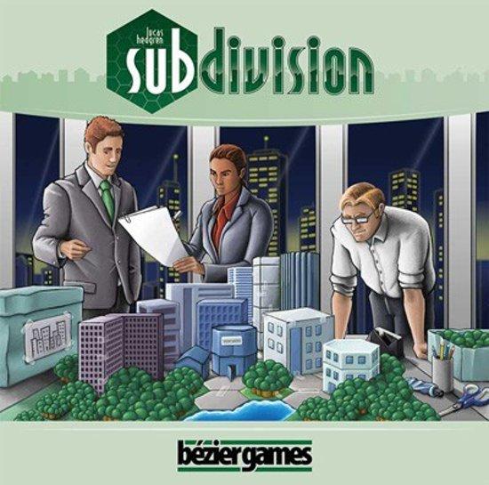 Afbeelding van het spel Subdivision