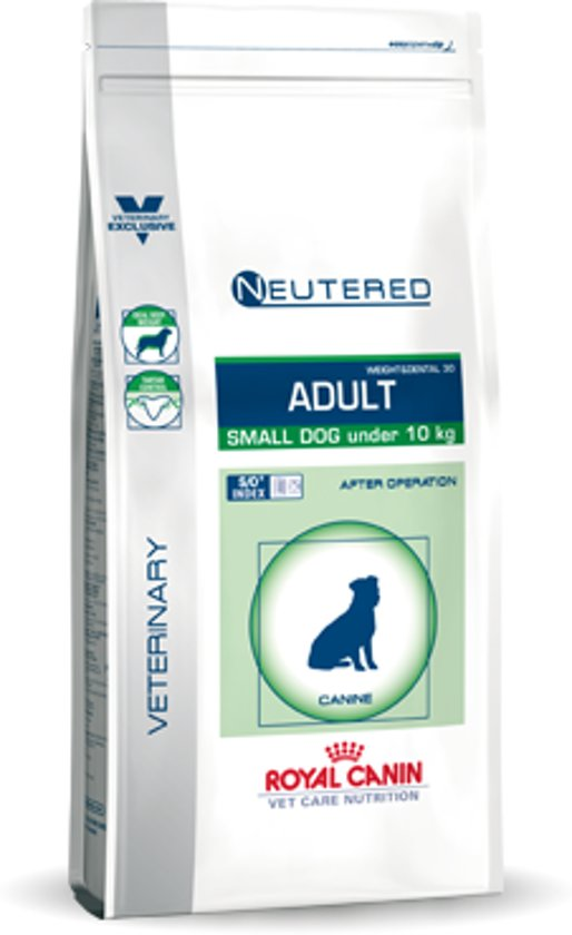Royal Canin Small Dog Neutered Adult - Hondenvoer - 8 kg