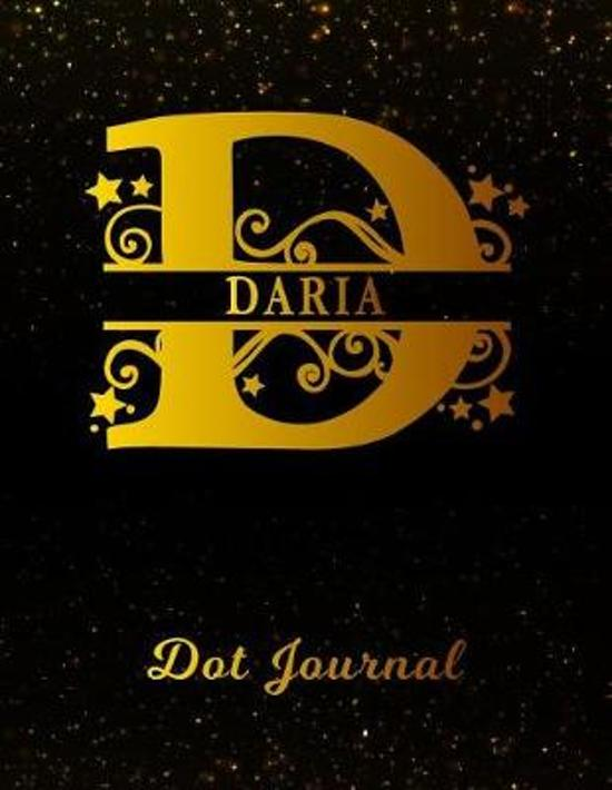 Daria Dot Journal