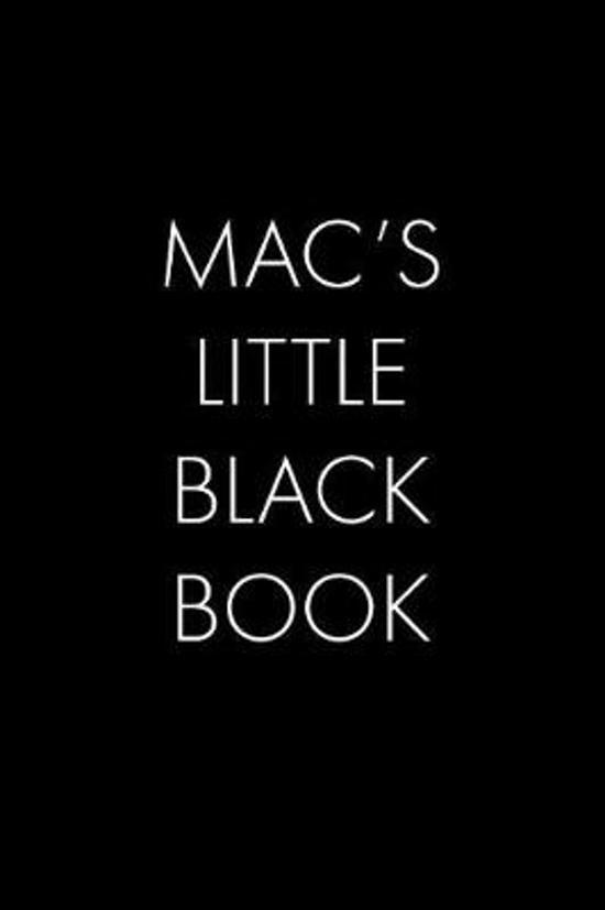 Mac's Little Black Book