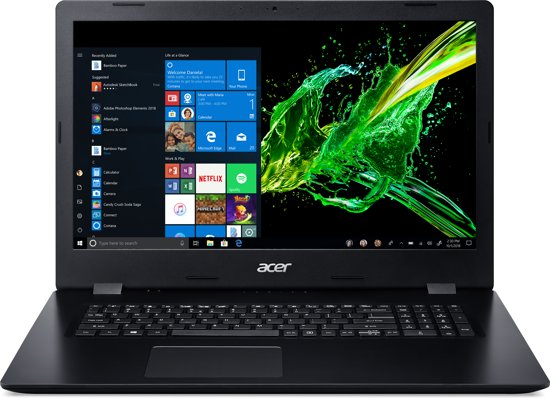 Acer Aspire 3 A317-32-C3CR - Laptop - 17.3 Inch