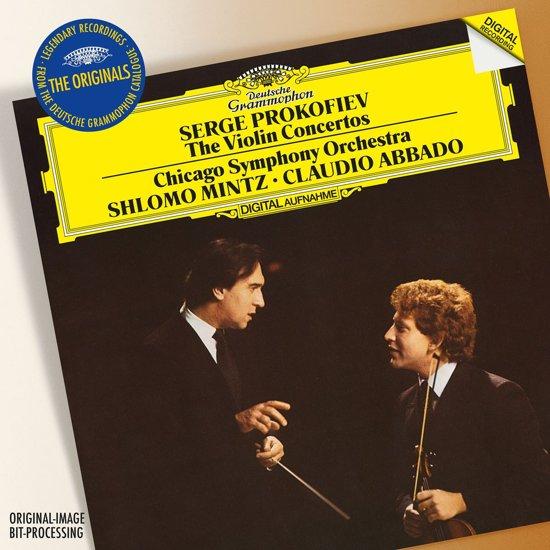 Originals: Violin Concerto No.1 In D, Op.19; Violi