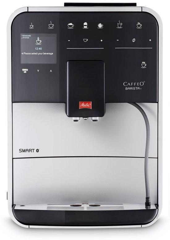Melitta Caffeo Barista Smart T F831-101 Volautomatische Espressomachine
