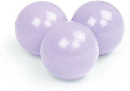 Misioo Extra set ballen, 50 stuks | Transparant