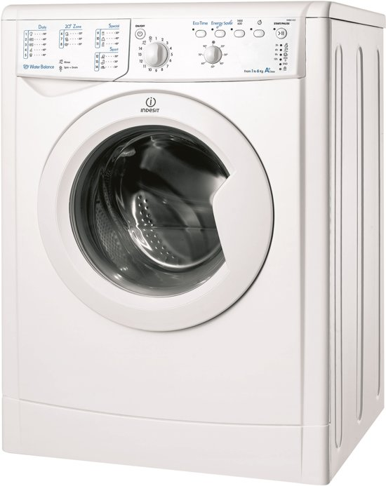 Indesit IWB 61451 C ECO EU - Wasmachine