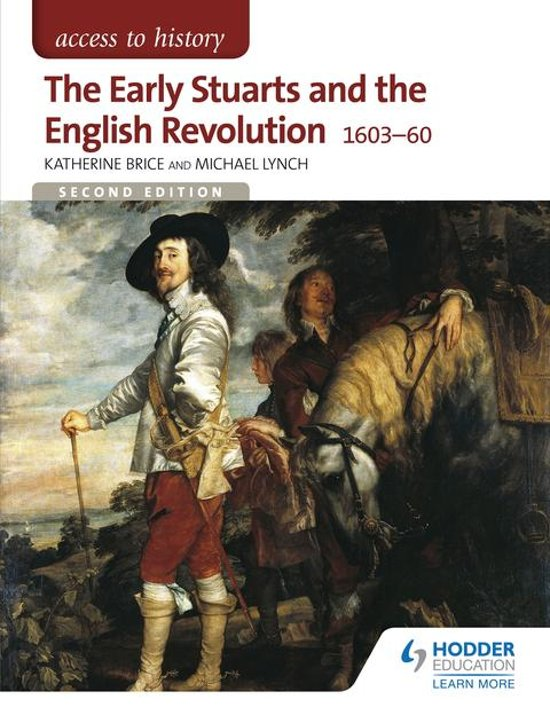 Access to History: The Early Stuarts and the English Revolution 1603-60