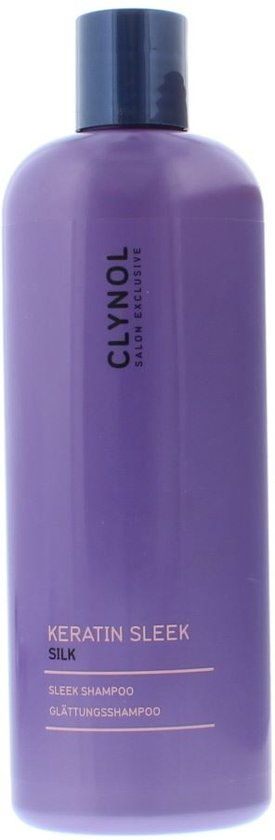 Clynol KERATIN SLEEK silk-shampoo 300 ml