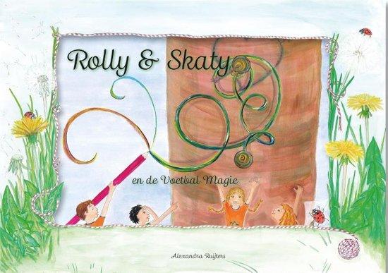 Rolly & Skaty en de voetbal magie