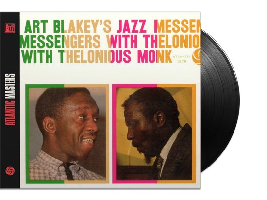 With Thelonious Monk -Hq-