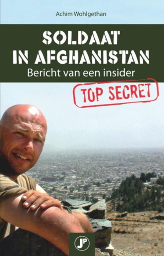 Soldaat in Afghanistan