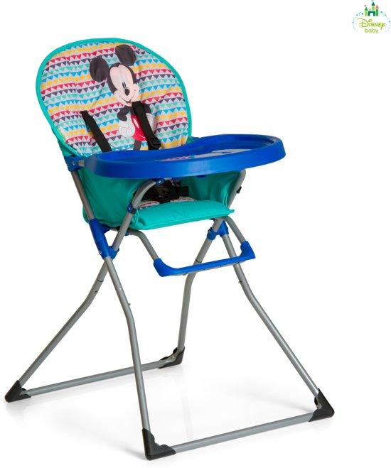 Kinderstoel Baby 6 Maanden.Bol Com Hauck Mac Baby Kinderstoel Mickey Blauw