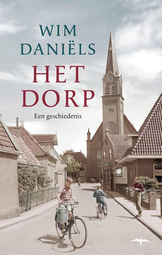 Boek cover Het dorp van Wim Daniëls (Onbekend)