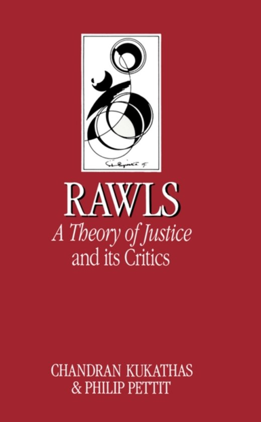 a study of the common good according to john rawls