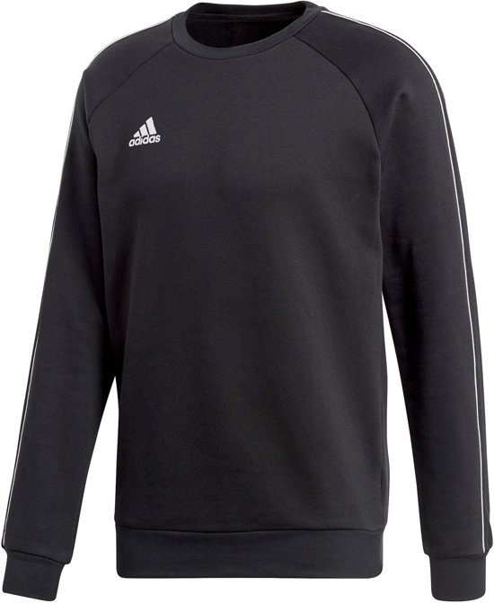 adidas Trui - Maat S - Mannen - zwart/wit
