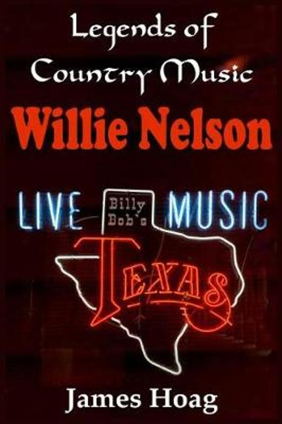 Legends of Country Music - Willie Nelson