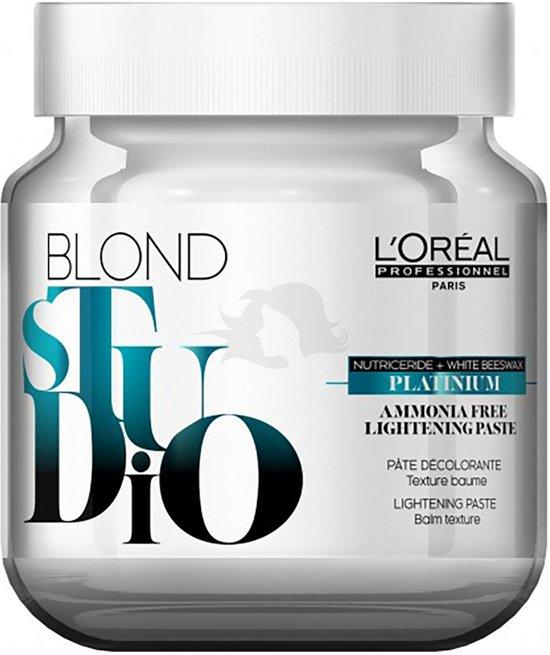 L'Oréal Paris Blond Studio haarpasta 500 ml