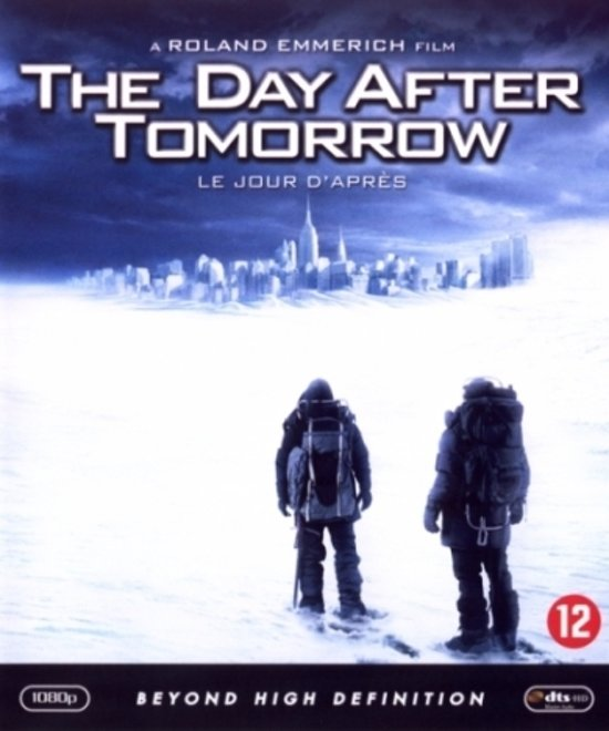 Cover van de film 'Day After Tomorrow'