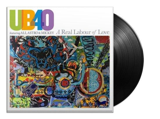 bol.com | A Real Labour Of Love (2-LP), UB40 | Muziek