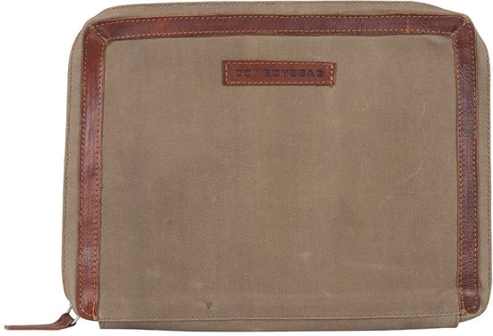Cowboysbag Laptophoes Bag Albany Beige