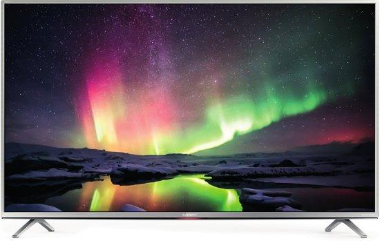 Sharp LC-49UI8872ES tv 124,5 cm (49'') 4K Ultra HD Smart TV Wi-Fi Zwart