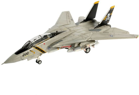 Revell Bouwdoos F-14a Tomcat Vliegtuig