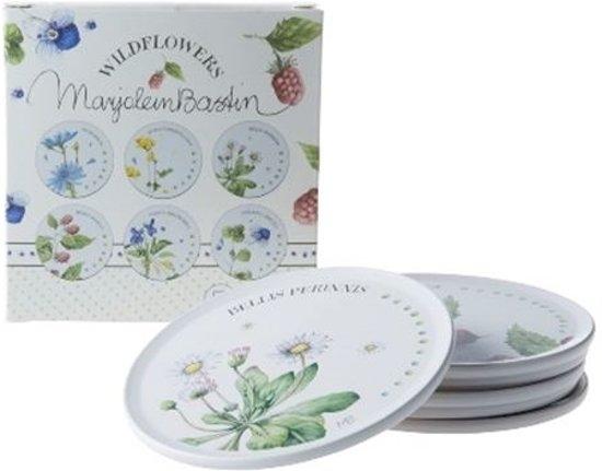 Marjolein Bastin Wildflowers Onderzetters - set van 6