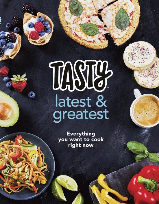 Boek cover Tasty van Tasty (Hardcover)