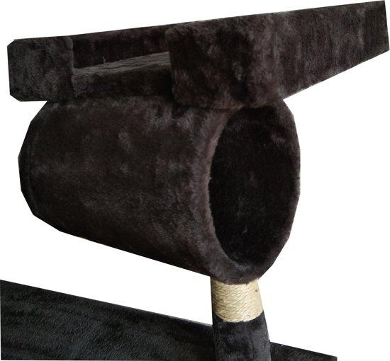 Maxx Krabpaal - 107 x 60 x 141 cm - Zwart
