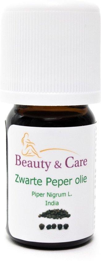 Zwarte Peper olie - 5 ml