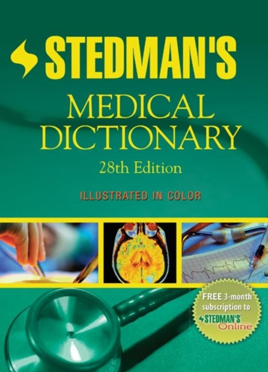stedmans pocket medical dictionary