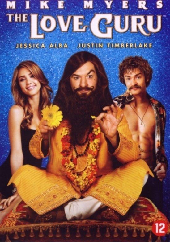Cover van de film 'The Love Guru'