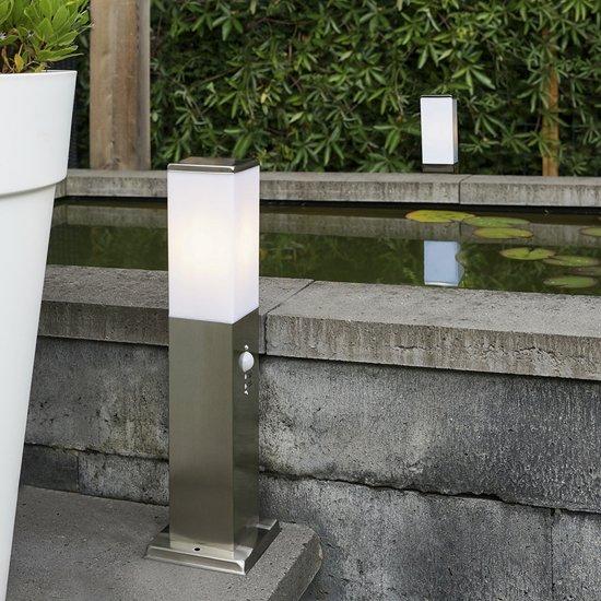 bol.com   QAZQA Malios 45 IR - Terras en tuinpad verlichting - 1 ...