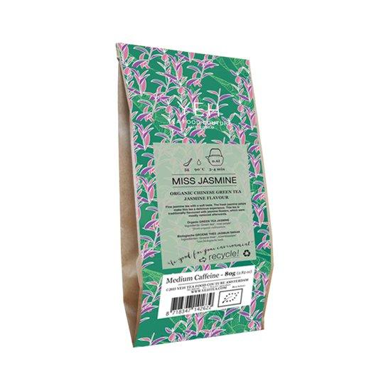 Yeh Tea - Miss Jasmine - bag 80 gr - biologische groene thee  met jasmijnsmaak