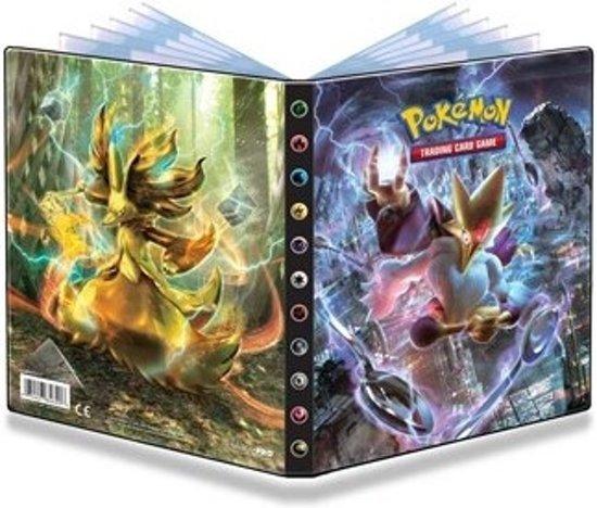 Afbeelding van het spel Pokemon verzamelmap 4-pocket XY10 Fates Collide