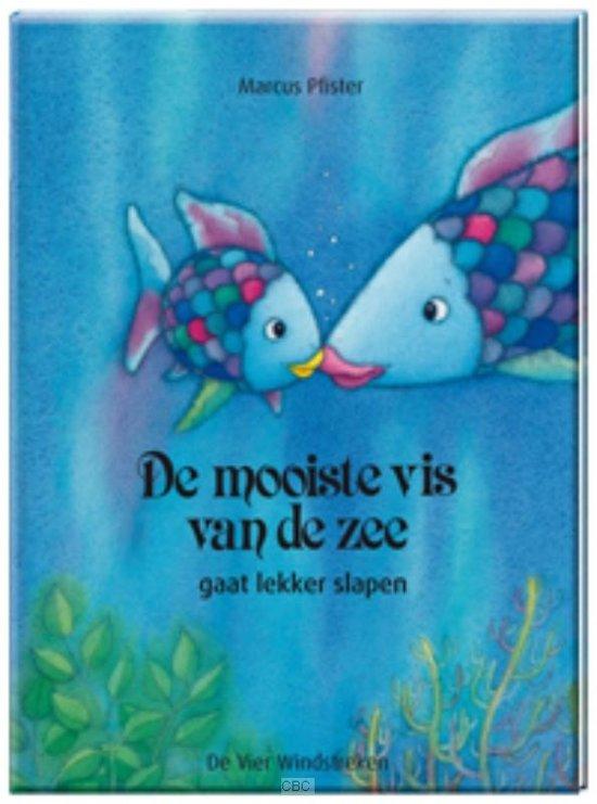 De mooiste vis van de zee 7 - De mooiste vis van de zee gaat lekker slapen