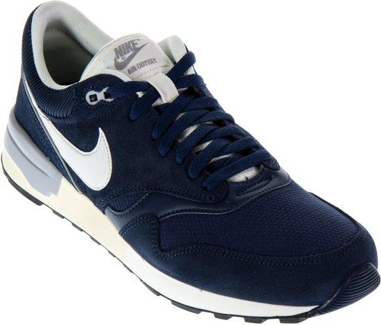 Nike Chaussures De Course Pour Les Hommes, Blanc, Taille 42