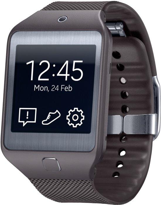 Samsung Galaxy Gear 2 Neo smartwatch - Zwart met siliconen band 2