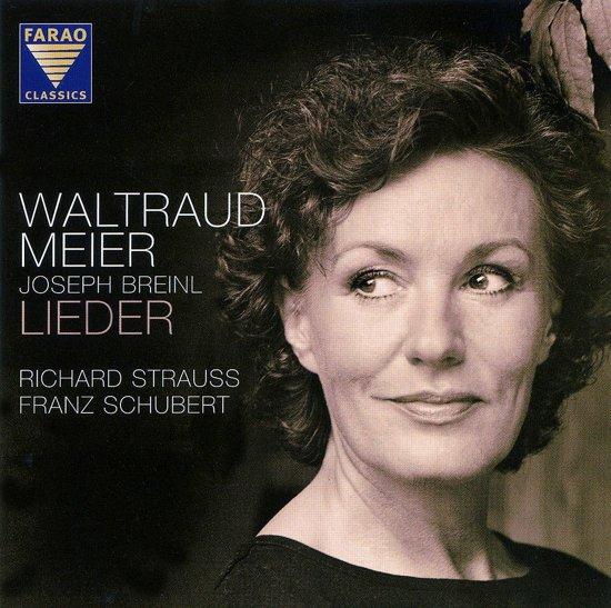 Schubert & Strauss: Lieder