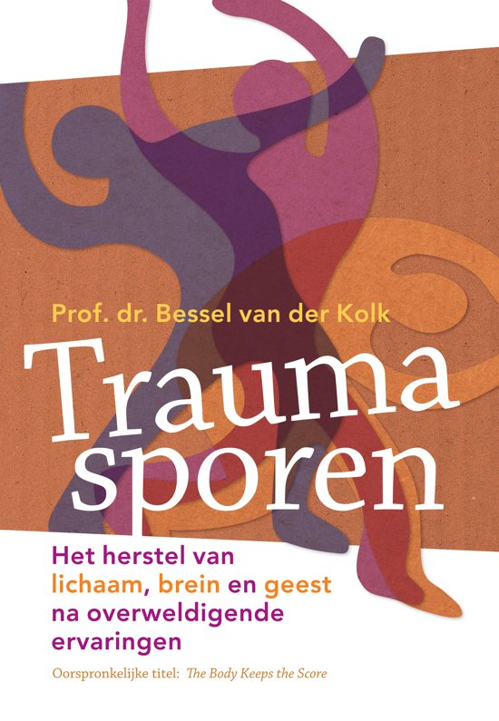 Boek cover Traumasporen van Bessel van der Kolk (Paperback)