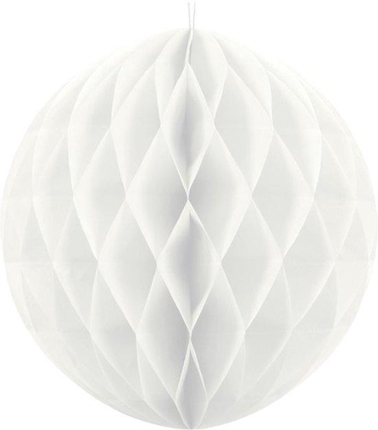 Honeycomb - Wit - 40 cm Valentinaa
