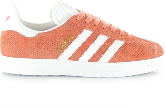 adidas gazelle orange dames