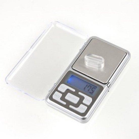 Mini Precisie Weegschaal 0.01 tot 200 Gram