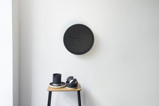 Huygens wall clock tone35 grey index