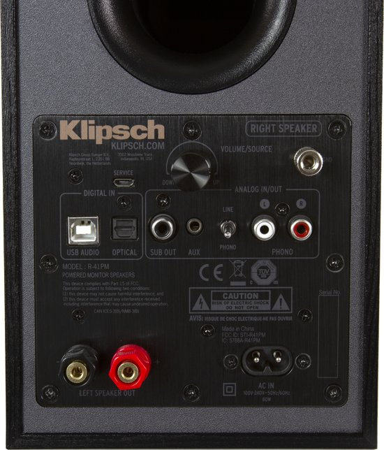 Klipsch R-41PM (per paar)